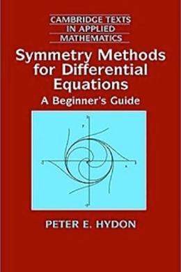 روش های تقارنی در بررسی معادلات دیفرانسیل